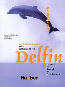 Delfin Teil 2 - Arbeitsbuch, Lektionen 11-20 (Βιβλίο ασκήσεων)