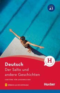 Der Salto und andere Geschichten (mit MP3-Download)(A1)