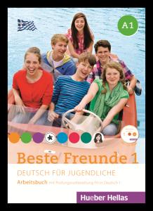 Beste Freunde 1: Arbeitsbuch & Cd-Rom (Βιβλίο Ασκήσεων)