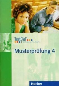 TestDaF Musterprufung 4. Heft mit Audio-CD