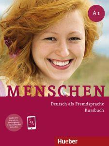 Menschen A1: Kursbuch (Βιβλίο μαθητή + App)