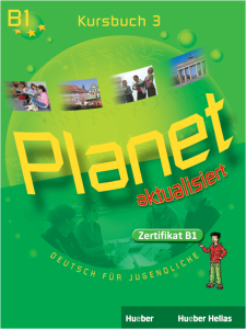 Planet 3 - Kursbuch (Βιβλίο του μαθητή)