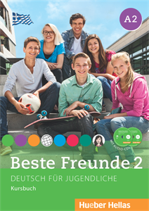 Beste Freunde 2: Kursbuch mit Audio-CDs (Βιβλίο του μαθητή)