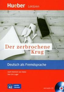 Der Zerbrochene Krug(+Audio Cd's)