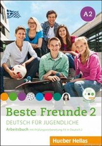 Beste Freunde 2: Arbeitsbuch & Cd-Rom (Βιβλίο Ασκήσεων)