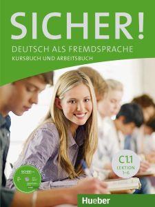 Sicher C1/1: Kurs und Arbeitsbuch mit Audio-CD zum Arbeitsbuch