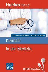 Deutsch in der Medizin (Buch mit MP3-Download)