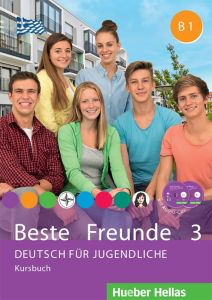 Beste Freunde 3 - Kurshbuch mit Audio Cd (Βιβλίο του Μαθητή + Audio Cd's)