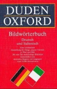 Duden Oxford Bildworterbuch Deutsch und Italienisch