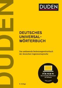 Duden Deutsches Universal- Worterbuch Γερμανο-Γερμανικό Λεξικό (2019)