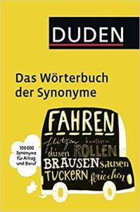 Duden - Das Worterbuch der Synonyme (Paperback)