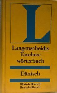 Λεξικό Langenscheidts Taschenworterbuch Danisch. Λεξικό Δανικό/Γερμανικό και Γερμανικό/Δανικό