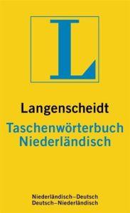 Λεξικό Langenscheidt Taschenworterbuch Niederlandisch. Λεξικό Ολλανδικό/Γερμανικό και Γερμανικό/Ολλανδικό