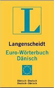 Λεξικό Langenscheidts Euroworterbuch Danisch. Λεξικό Δανικό/Γερμανικό και Γερμανικό/Δανικό