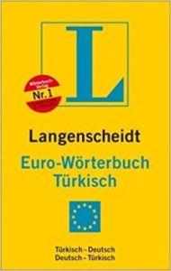 Λεξικό Langenscheidts Euroworterbuch Turkisch. Λεξικό Τουρκικό/Γερμανικό και Γερμανικό /Τουρκικό