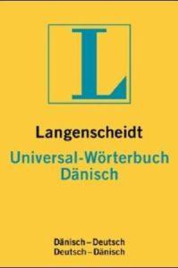 Λεξικό Langenscheidts Universal-Worterbuch Danisch. Λεξικό Δανικό/Γερμανικό, Γερμανικό/Δανικό mini