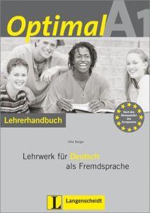 Optimal A1. Lehrerhandbuch: Lehrwerk fur Deutsch als Fremdsprache