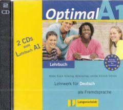 Optimal A1. 2 CDs zum Lehrbuch: Lehrwerk fur Deutsch als Fremdsprache
