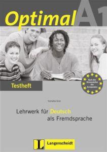 Optimal A1. Testheft: Lehrwerk fur Deutsch als Fremdsprache