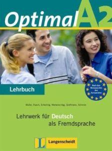 Optimal A2. Lehrbuch: Lehrwerk fur Deutsch als Fremdsprache (Βιβλίο μαθητή)