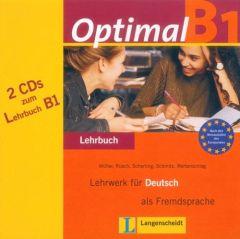 Optimal B1. 2 CDs zum Lehrbuch. Lehrwerk fur Deutsch als Fremdsprache