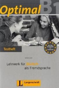Optimal B1. Testheft: Lehrwerk fur Deutsch als Fremdsprache