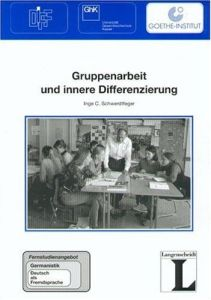 29: Gruppenarbeit und innere Differenzierung