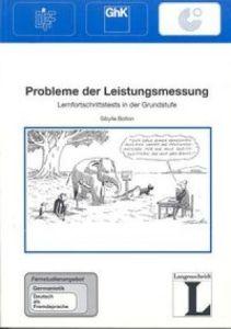 10:Probleme der Leistungsmessung, Lehrbuch: Lernfortschrittstests in der Grundstufe