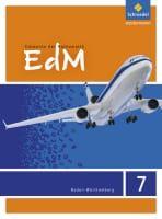Elemente der Mathematik (EdM) 7, Schulerband 7. Schuljahr Ausgabe Baden-Wurttemberg (2016)