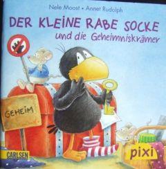 Pixi: Der kleine Rabe Socke und die Geheimniskramer