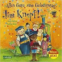 Pixi: Alles Gute zum Geburtstag, Jim Knopf!