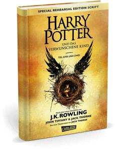 Harry Potter und das verwunschene Kind (Teil 1 und 2) .