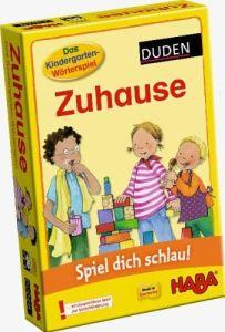 ΠΑΙΧΝΙΔΙ! Spiel dich schlau! - Kindergarten-Worterspiel 2: Zuhause (HABA)