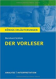 Der Vorleser/ Schlink Bernhard   (Ανάλυση Bange KE No.403)
