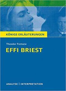 Effi Briest/ Theodor Fontane (Ανάλυση)  Koenigs Erl.No.253