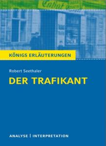 Der Trafikant: Konigs Erlauterungen (Ανάλυση για το λογοτεχνικό)