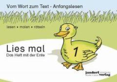 Lies mal Heft 1 Das Heft mit der Ente