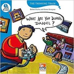 The Thinking Train. What are you doing Daniel