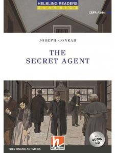 Helbling Readers: The secret Agent (A2+-B1)