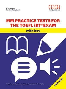 MM Practice Tests For The TOEFL IBT Exam Self Study Pack