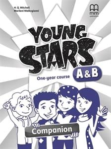 Young Stars A & B (One Year Course): Companion