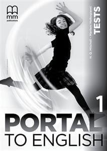 Portal To English 1: Test Book (British Edition)