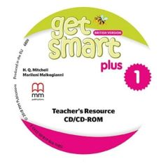 Get Smart Plus 1: Teacher's Resource Pack CD (British Edition) (ΠΡΟΣΟΧΗ Μόνο Οπτικοακουστικό Υλικό)