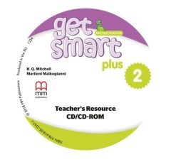 Get Smart Plus 2: Teacher's Resource Pack CD (British Edition) (ΠΡΟΣΟΧΗ Μόνο Οπτικοακουστικό Υλικό)