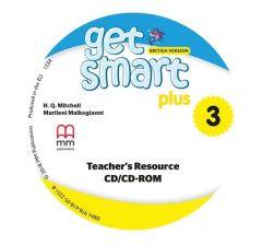 Get Smart Plus 3: Teacher's Resource Pack CD (British Edition) (ΠΡΟΣΟΧΗ Μόνο Οπτικοακουστικό Υλικό)