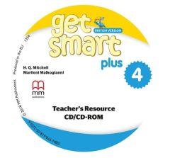 Get Smart Plus 4: Teacher's Resource Pack CD (British Edition) (ΠΡΟΣΟΧΗ Μόνο Οπτικοακουστικό Υλικό)