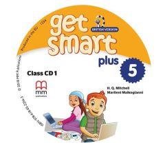 Get Smart Plus 5: Class CD (British Edition) (ΠΡΟΣΟΧΗ Μόνο Ακουστικό Υλικό)