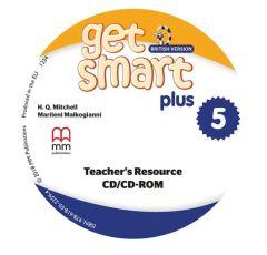 Get Smart Plus 5: Teacher's Resource Pack CD (British Edition) (ΠΡΟΣΟΧΗ Μόνο Οπτικοακουστικό Υλικό)