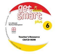 Get Smart Plus 6: Teacher's Resource Pack CD (British Edition) (ΠΡΟΣΟΧΗ Μόνο Οπτικοακουστικό Υλικό)