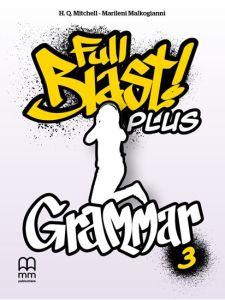 Full Blast plus 3 - Grammar Βοοκ (British Edition)